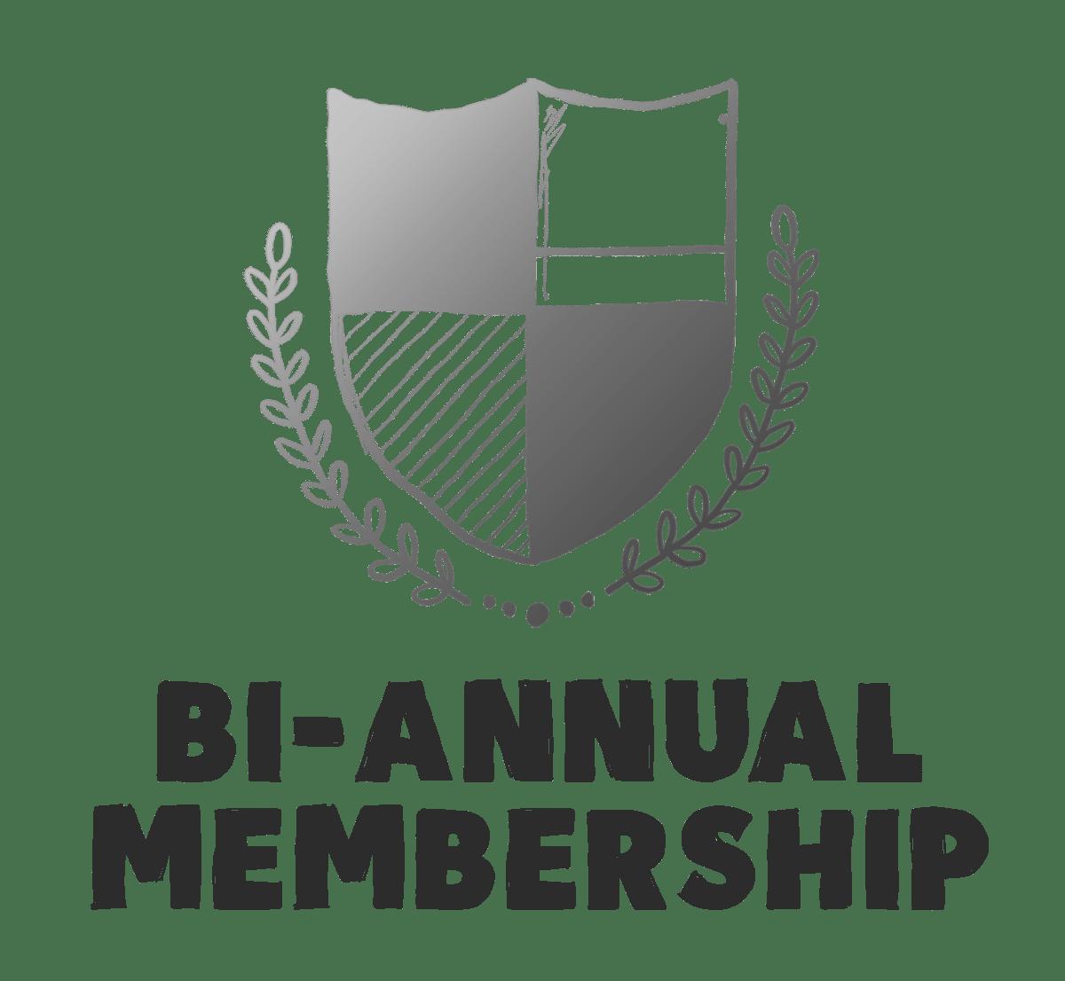 Bi-Annual Membership